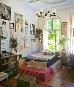 Beautiful Bohemian Flat in the Center - Berlin