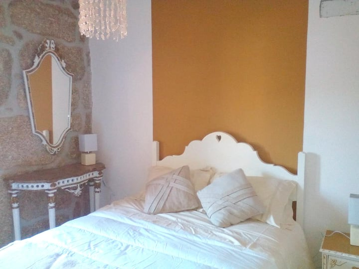 House with 3 bedrooms in Belmonte, with furnished balcony and WiFi