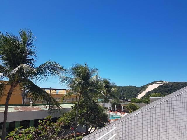 Flat Varandas de Ponta Negra