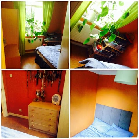 Small ,cosy Room with Double Bed