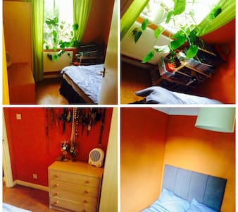 Small ,cosy Room with Double Bed - Perivale - Apartment