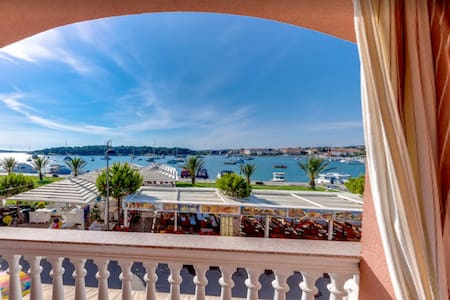 Apartment Belvi with Sea View
