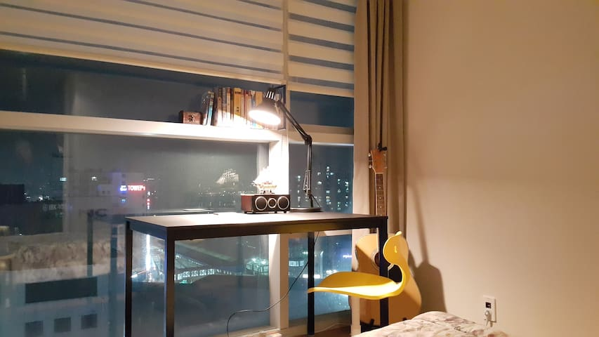 *Special Price*Lanie's Dangsan Riverview Geustroom - Yeongdeungpo