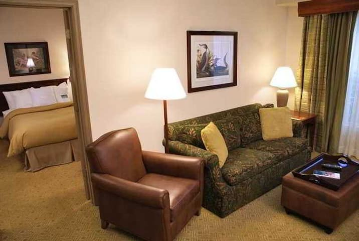 Extravagant Suite Double Bed Non Smoking At Airport Area