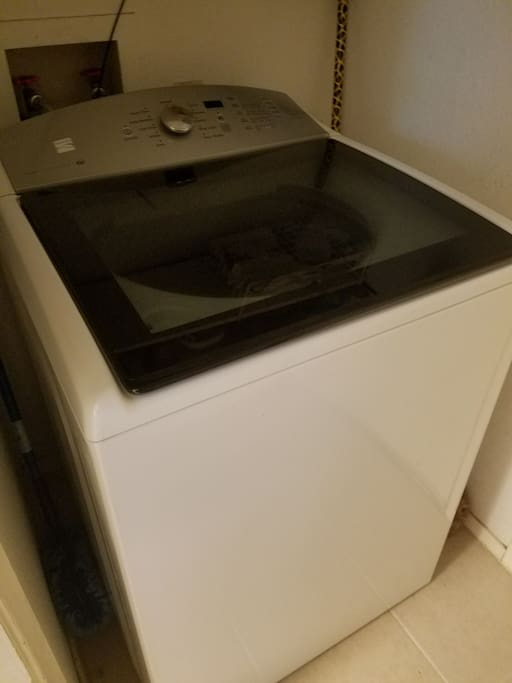 Kenmore washer two years old