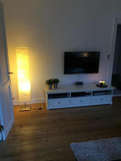 Ambi-light tv
