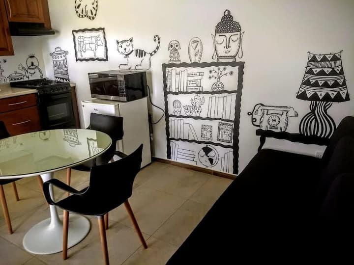 La Casa del Artista- original, segura y cómoda!