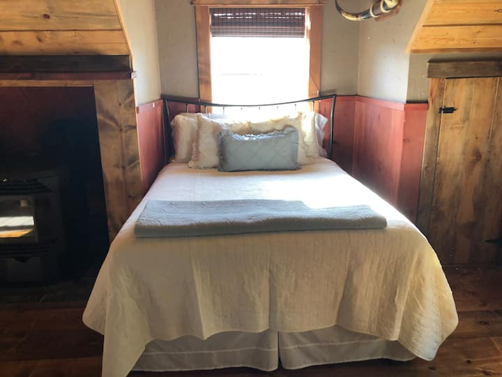 Red Hills Retreat — Upper Carriage House