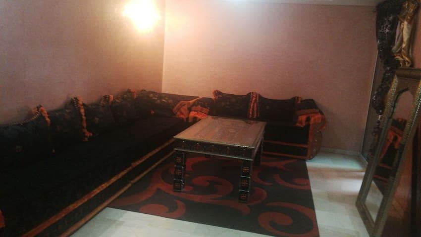 Jolie appartement pour un beau séjour à Marrakech
