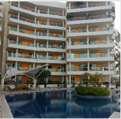 Vela Vista apartment 1002 Nvo. Vallarta Nay. Beach
