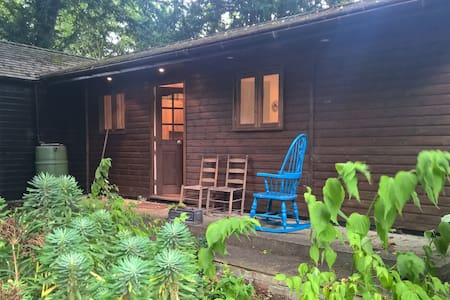 Woodland Cottage in iconic garden - Meldreth - Rumah Tamu