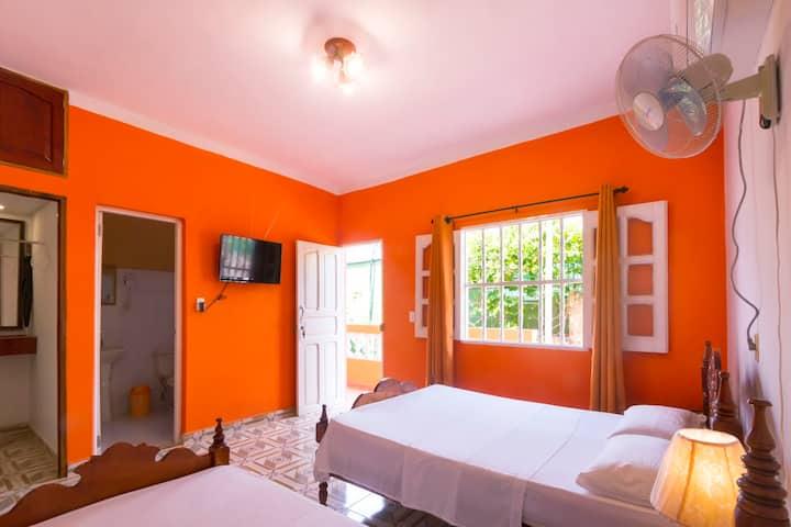 House  Rigoberto (rooms #2)