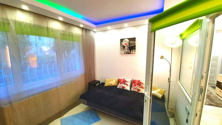 Luxury Paul Relax Room green&private&accessible