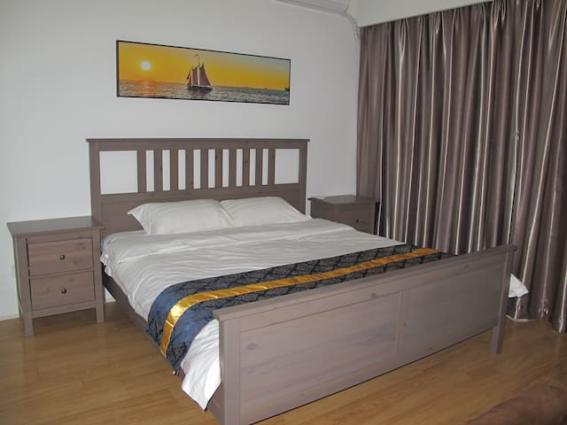 观海轩海景一房一厅双床