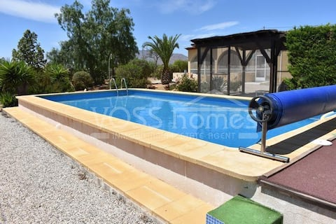 FREE for our guests to use is our 8 x 4 Swimming Pool