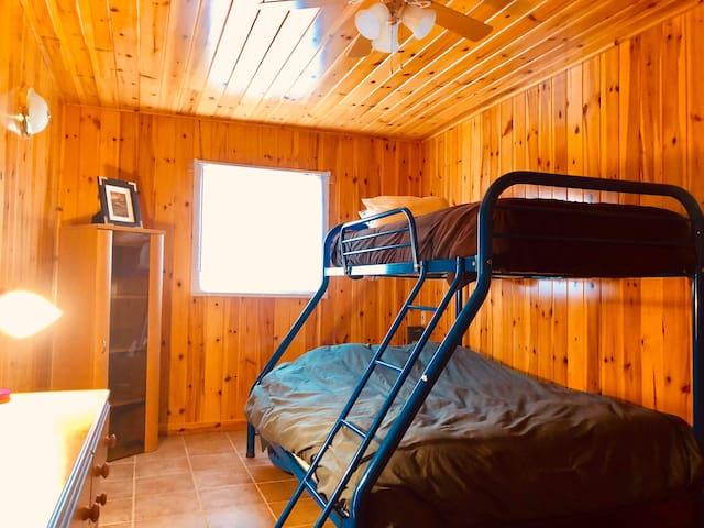 Third Bedroom on Main Floor