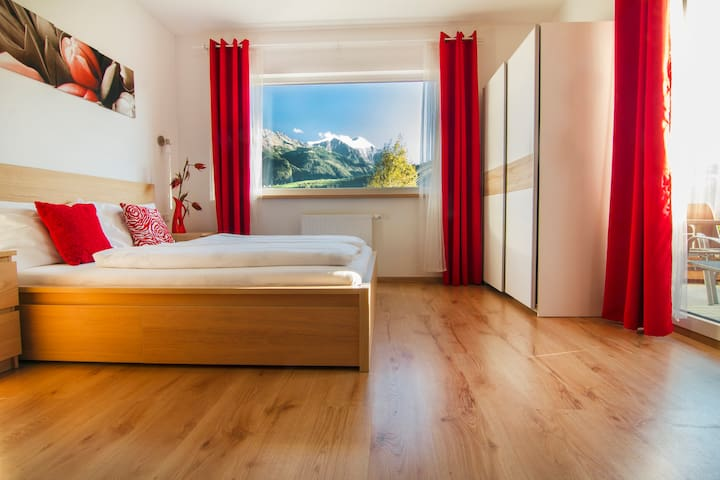 Mountain-view apartment - Piesendorf - Apartment