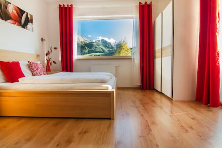 Neues Appartement mit Alpenblick - Piesendorf - アパート