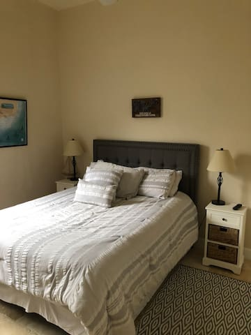 Comfortable guest room in Fort Myers community