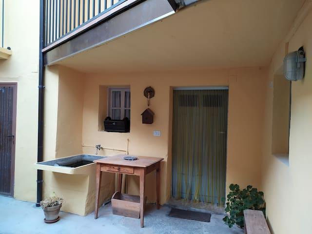 Apartamento ORDISO en TORLA-ORDESA. A 8kms del PN.