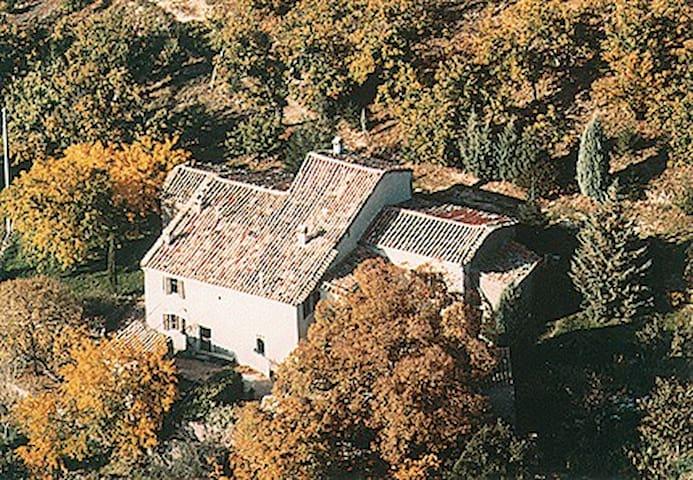 Gîte du Mas de la Vigne, en Cévennes. - Colognac
