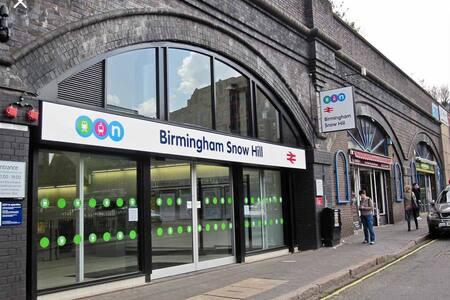 Birmingham City Centre Studio Apartment
