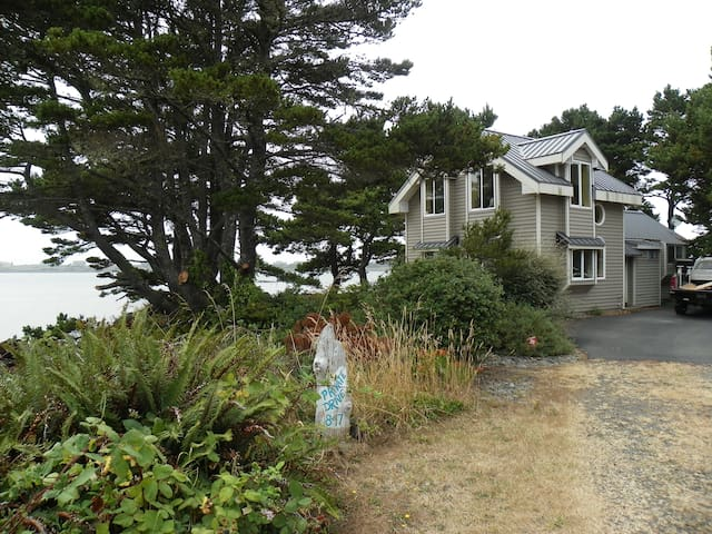 Relax on the water of Siletz Bay