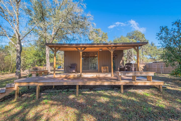 Best Little Cabin on the Withlacoochee RIver! - Dade City - Cabana