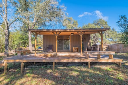 Best Little Cabin on the Withlacoochee RIver! - Dade City - Cabane