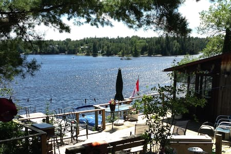 Lake of the Woods  Cottage Getaway