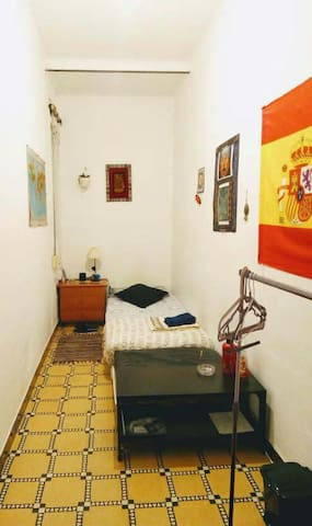 Small room for rent in Barcelona