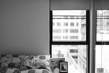 Cosy room in a cute CBD apartment