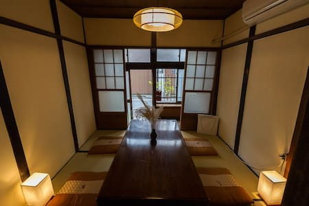 Konoha house is renovated from the old Japanese-style house.  It is located near tourist attractions such as Asakusa and Tokyo Skytree. It is built for more than 80 years and the guests can feel the warmth of a wooden house in this house.