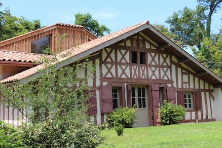 Vaste maison familiale **** design luxe + Parc 2ha
