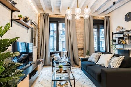 Renovado y elegante apartamento céntrico by SAH
