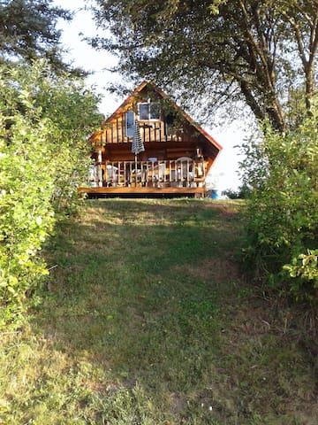 Haggis's log Cabin
