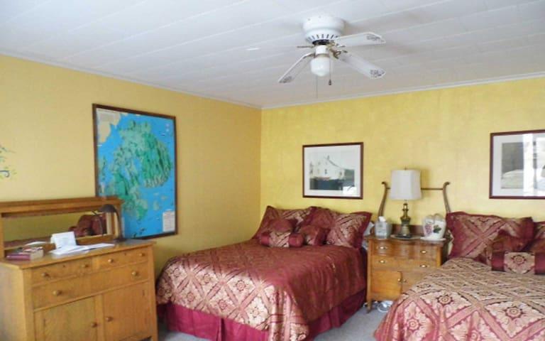 Double Room at Otter Creek Inn
