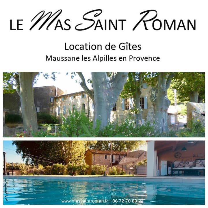 A Mas in Provence