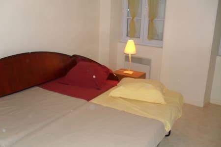 à 20 min du Puy du Fou - appartement 2 couchages - Saint-Pierre-des-Échaubrognes
