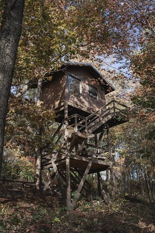 Treehouse Village - The Sky Loft