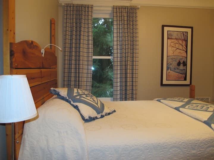Century House Doug Fir Room