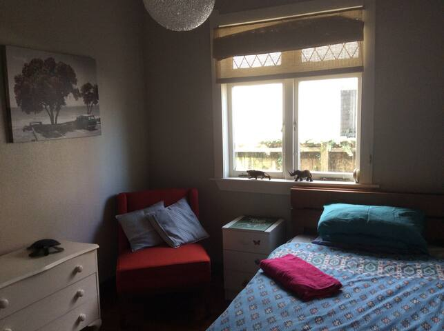 Cosy single room in 1940's bungalow - Auckland - Talo