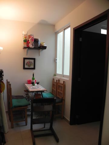 Cozy Department close to principal places and BUAP - Heroica Puebla de Zaragoza - Huoneisto