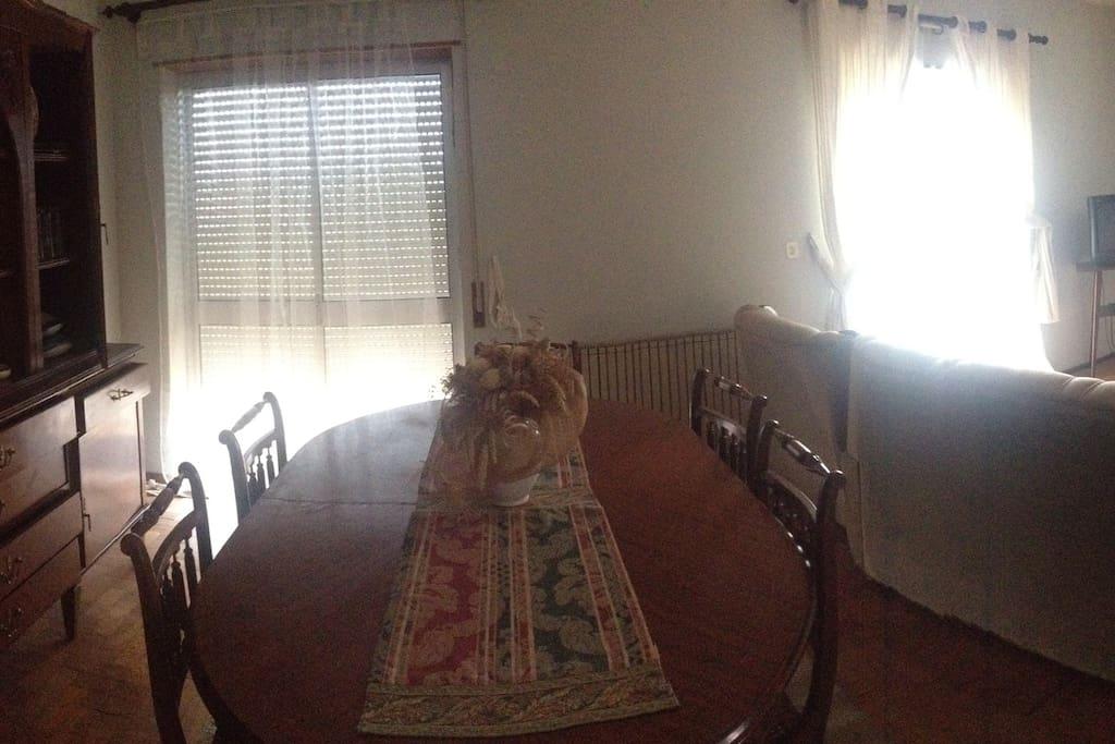 Salle à manger living room