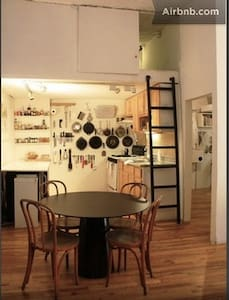 Clean & Spacious Bushwick Loft!!! - Brooklyn