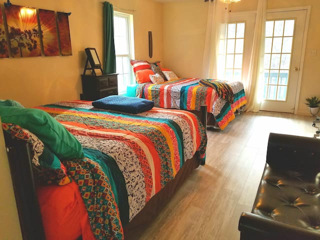 King and Queen Size Beds