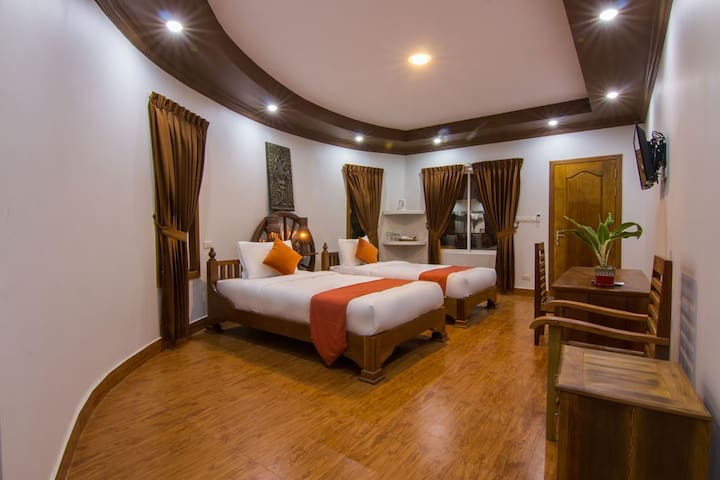 RAVORN VILLA BOUTIQUE AND RESTAURANT - Krong Battambang