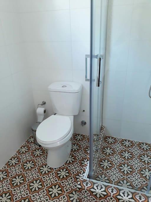 Baño pieza principal