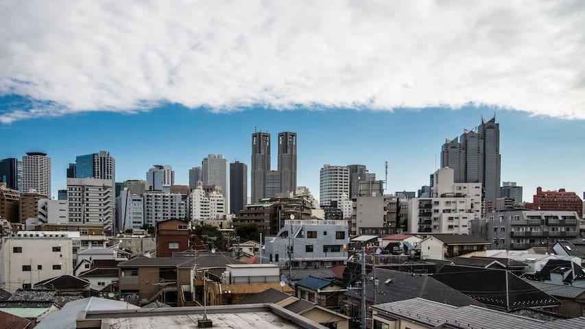 Spacious Modern Apart in Shinjuku - Shibuya - Apartment