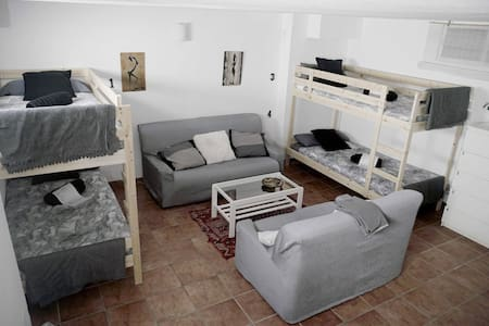 BED-Tarifa Watersports Residence
